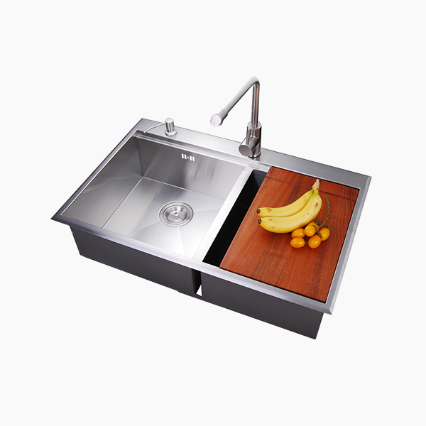Sink size selection