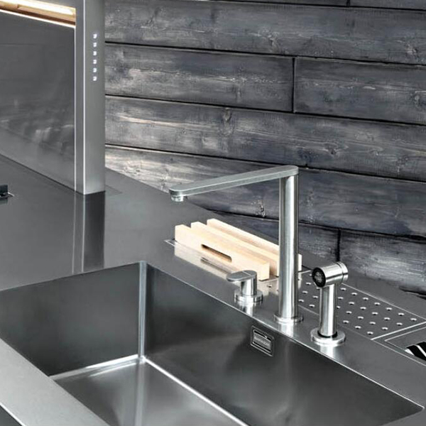 Why Stainless Steel Sink Is A Good Choice