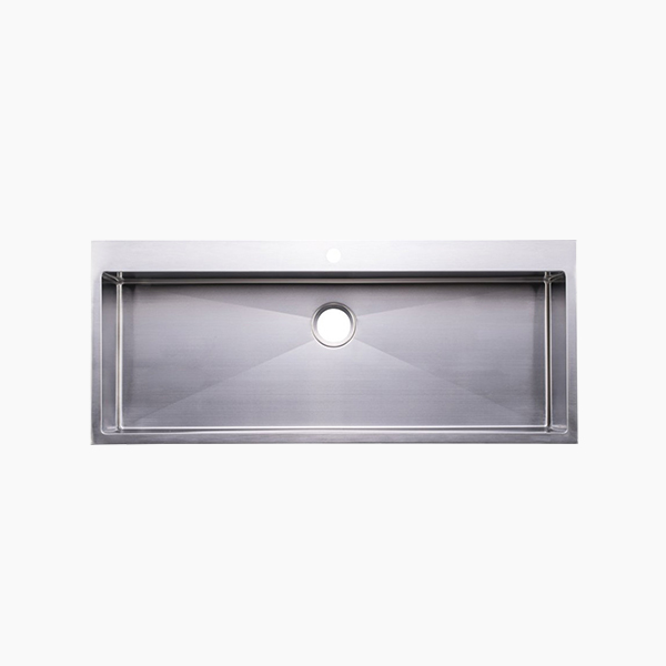 Stainless Steel Top Mount Sink-AR12050