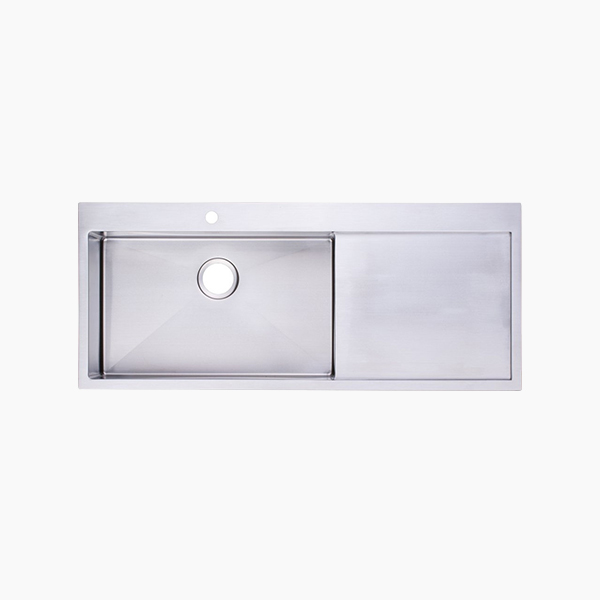Stainless Steel Kitchen Sink With Drainboard-ARY9645T