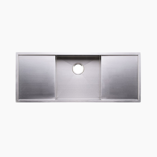 Stainless Steel Sink With Drainboard-AY12050P