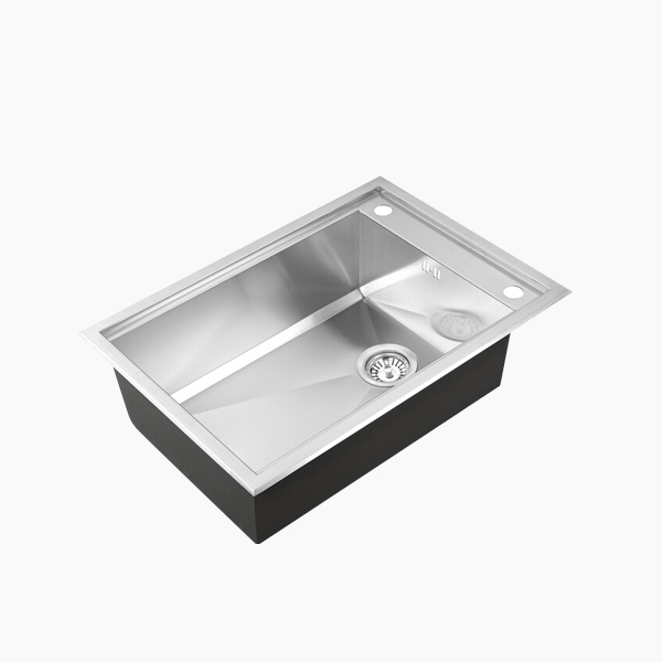 Topmount Single Bowl Sink-A7150X