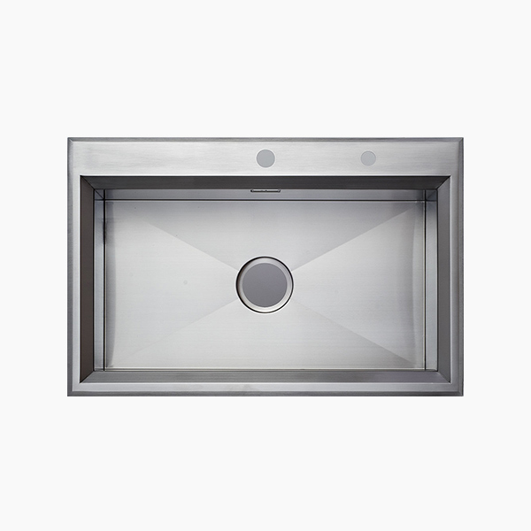 Topmount Single Bowl Sink -A7650XX