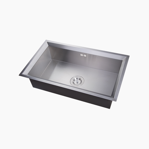 Under Mount Single Bowl Sink -AF7444P