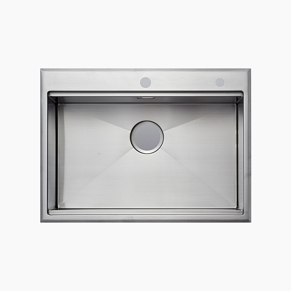 Topmount Single Bowl Sink -AR6850FX