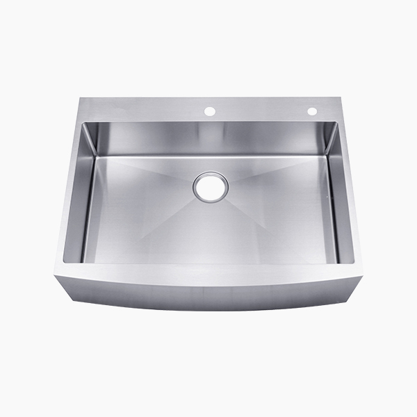 Stainless Steel Apron Sink-AR8463TC
