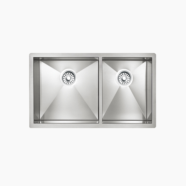 Under Mount Double Bowl Sink -B8250PE