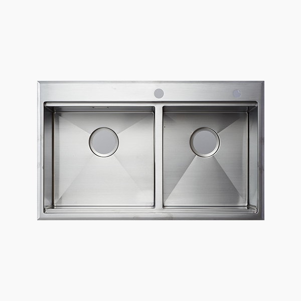Topmount Single Bowl Sink -B8250FX