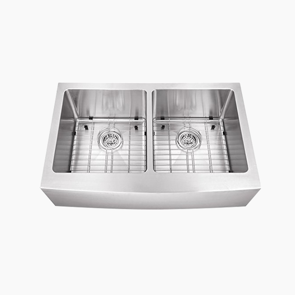 Double Bowl Apron Sink-BR3320C
