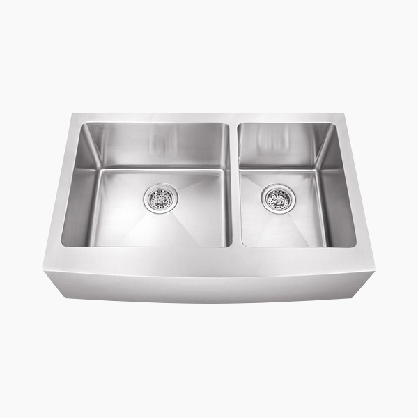 Double Bowl Apron Sink-BR3320CE