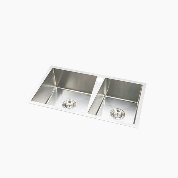 Topmount Double Bowl Sink -BR7645T1