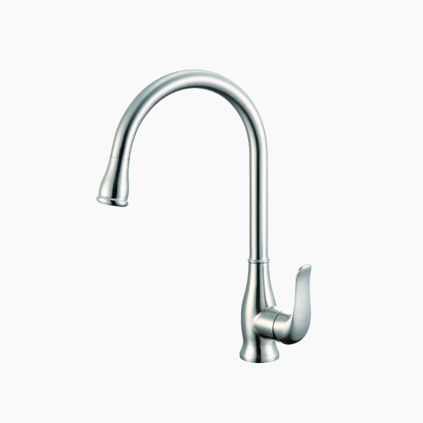 Stainless Steel Kitchen Faucet -CA-FMC001B
