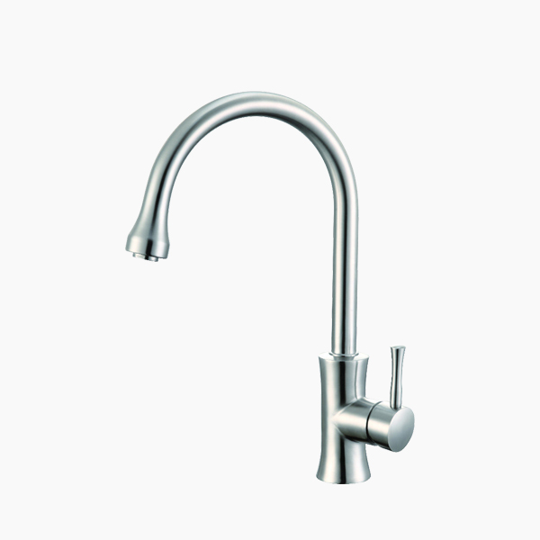 Stainless Steel Kitchen Faucet -CA-FMC002