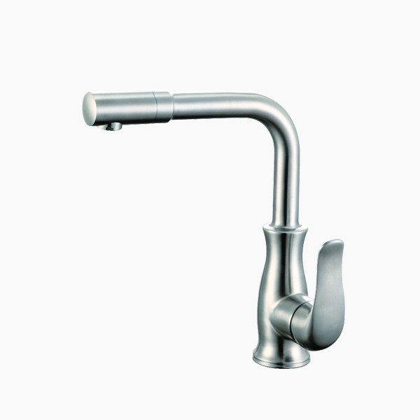 Stainless Steel Kitchen Faucet -CA-FMC004