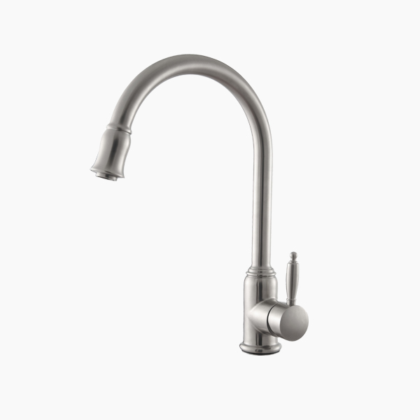 Stainless Steel Kitchen Faucet -CA-FMC008