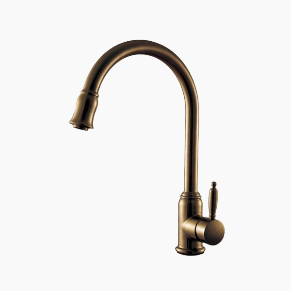 Stainless Steel Kitchen Faucet -CA-FMC008B