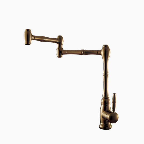 Stainless Steel Kitchen Faucet -CA-FMC011B