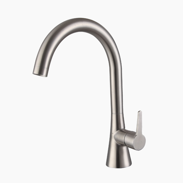 Stainless Steel Kitchen Faucet -CA-FMC40156
