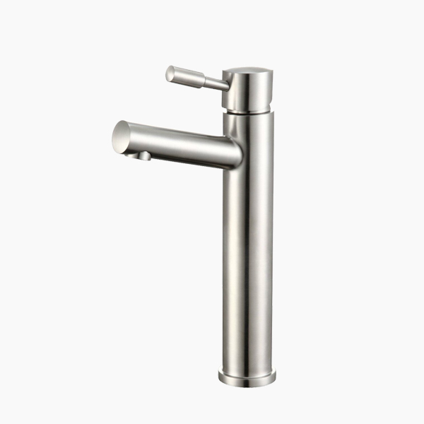 Stainless Steel Bathroom Faucet -CA-TMC002