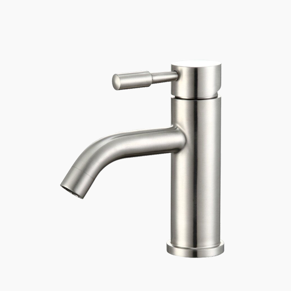 Stainless Steel Bathroom Faucet -CA-TMC003