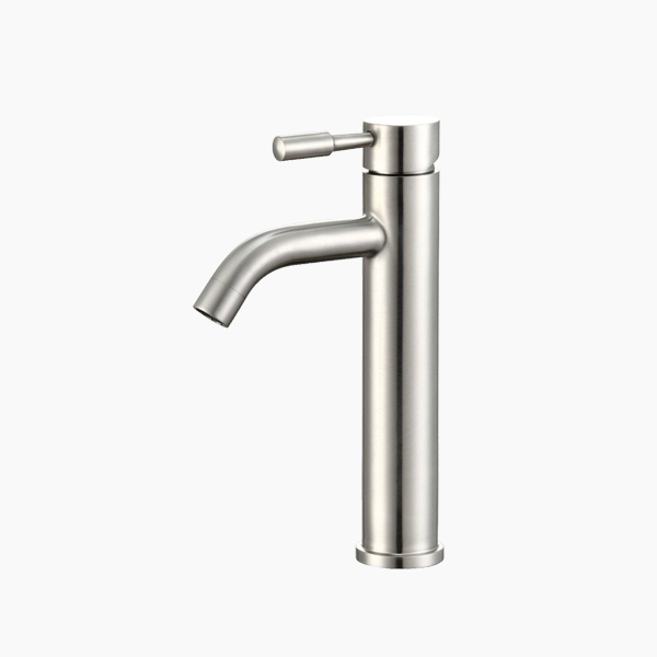 Stainless Steel Bathroom Faucet -CA-TMC004