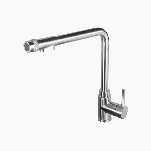Stainless Steel Kitchen Faucet -CZK-167