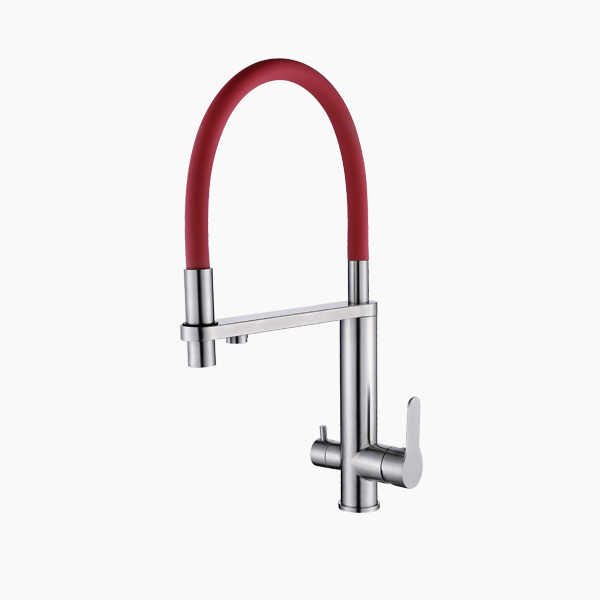 Stainless Steel Kitchen Faucet -CZK-169