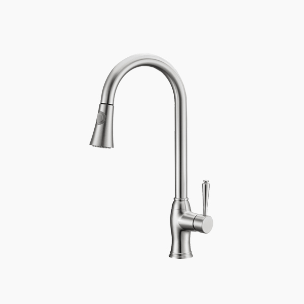 Stainless Steel Kitchen Faucet -CZK-186