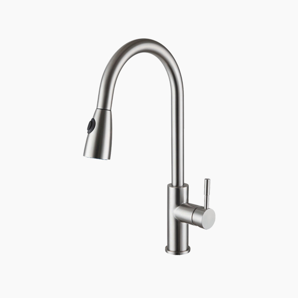 Stainless Steel Kitchen Faucet -CZK-187