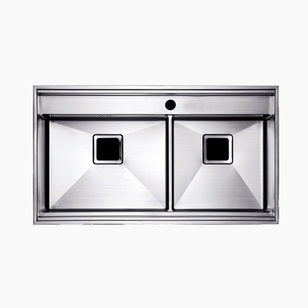 Topmount Stainless Steel Sink-RHINE
